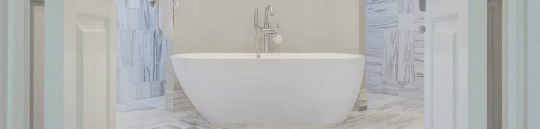 вывести пятна в ванной