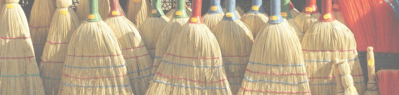 как продлить жизнь венику для уборки