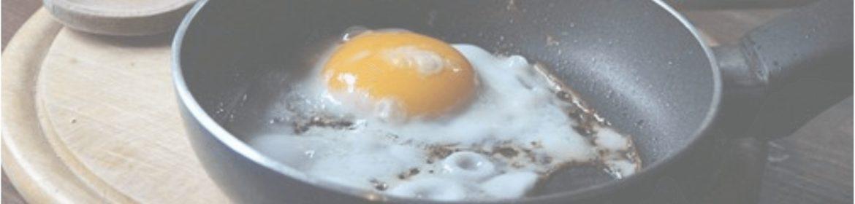 чистка сковороды с керамическим покрытием
