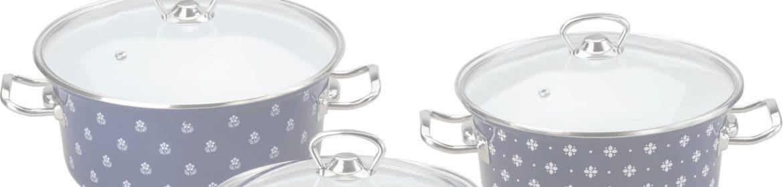 как очистить эмалированную посуду