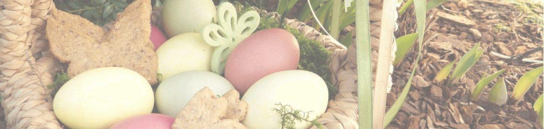 способы очистки пасхальных яиц