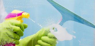 как помыть окна правильно