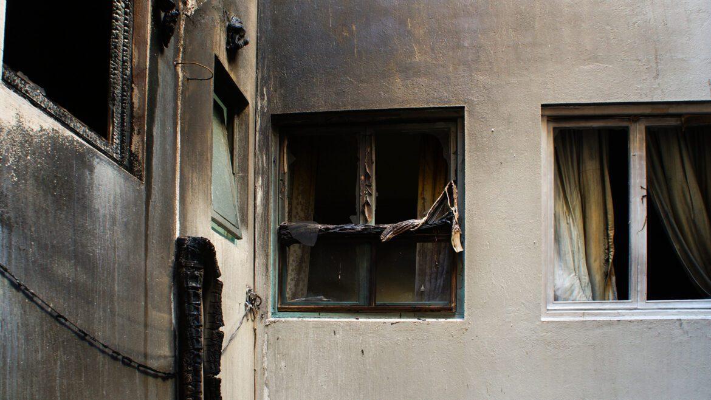 убрать квартиру после пожара