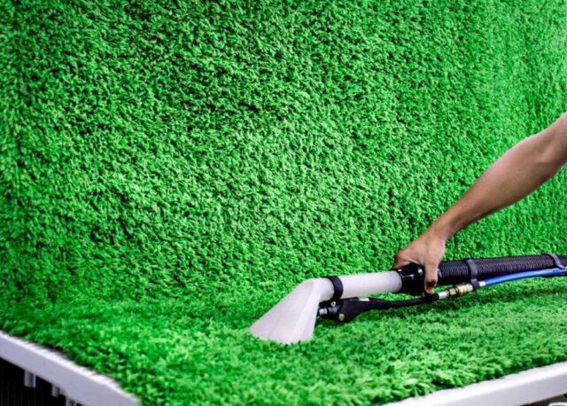 Чистка ковров с вывозом в цех