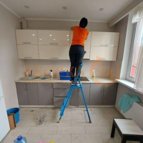 Профессиональная уборка квартиры Софиевская Борщаговка
