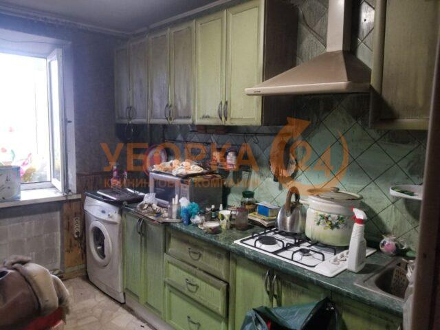 Комплексная уборка помещения после пожара